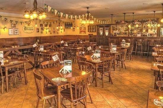Pivnoy Dvorik Beer Garden & Restaurant
