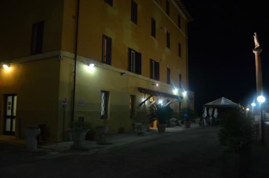 Hotel Sacro Cuore: Edificio principale