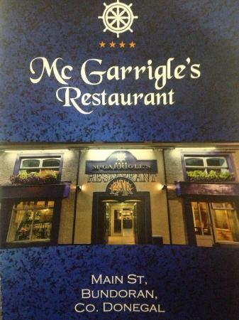Mc Garrigles Restaurant