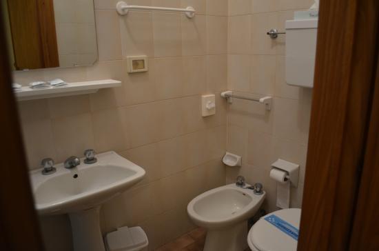 Hotel Sacro Cuore: Bagno