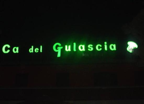 Spino d'Adda, Italy: ca del gulascia