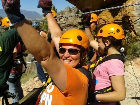 Ceres Zipslide Adventures : I did it!!!!