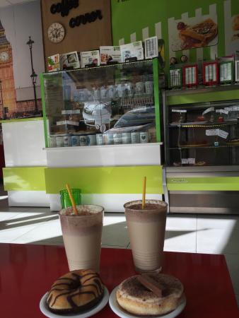 Coffee Corner: 100% recomendable