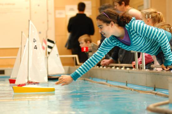 National Maritime Museum Cornwall: Learn how to sail without getting wet!