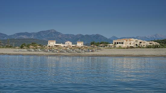 Castello Antico Beach Hotel: The Beach