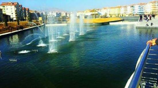 Kirsehir, Turkey: Kırşehir Kent Park