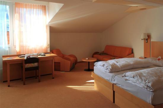 Goldene Krone Vital Hotel: Goldene Krone Hotel Room