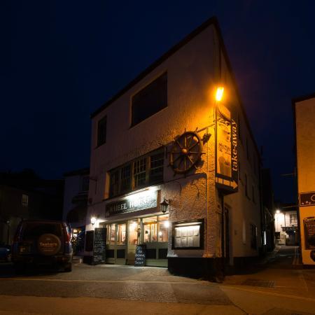 The Wheelhouse : Restaurant
