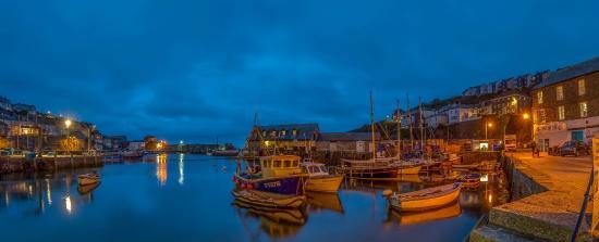 The Wheelhouse : Harbour view