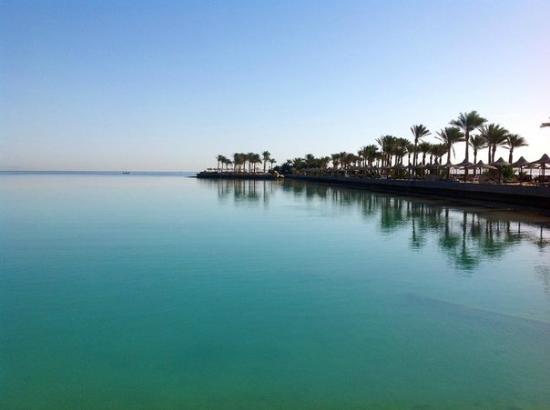 Arabia Azur Resort: Вид на Марину