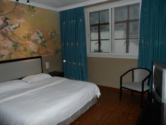 Shanghai Fish Inn Bund: Bedroom