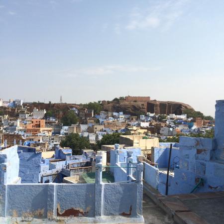 Jodhpur's Indigo Haveli