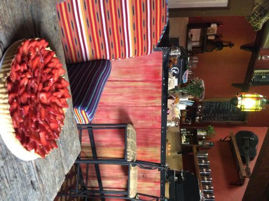 Cafe Boheme: Un ambiente de Paz como en casa....