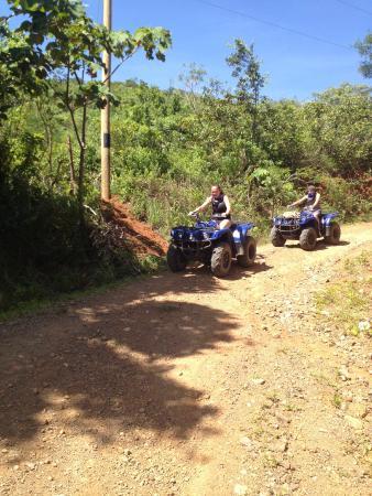 Boca Nosara Tours : Going down..