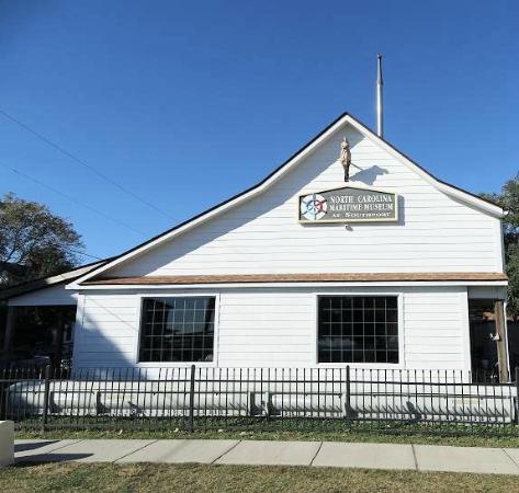 North Carolina Maritime Museum at Southport: building