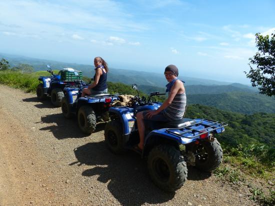 Boca Nosara Tours : At the peak