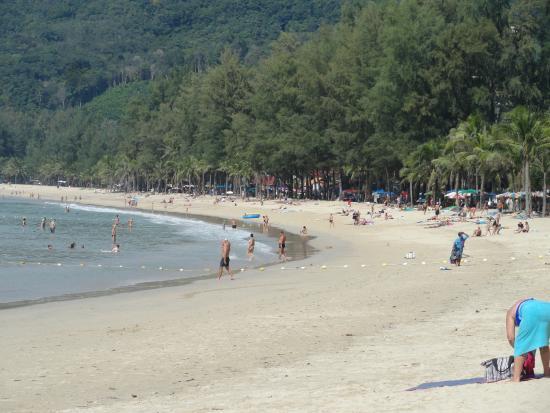 Laem Sing Beach: пляж