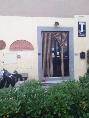 Montespertoli, Ιταλία: Ingresso
