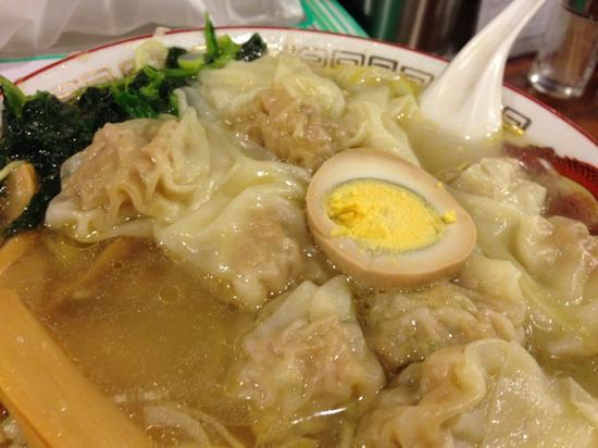 広州雲呑麺 - 新宿区、広州市場 ...