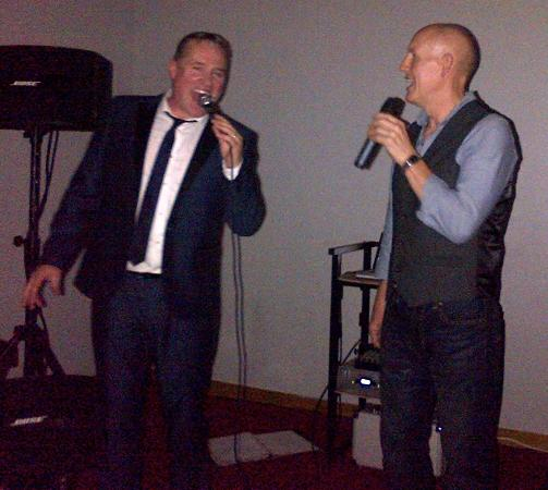 The Med Bar: Peter and Phil - they did it their way...!