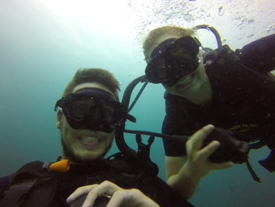 DJL Diving: Jón & Valdís