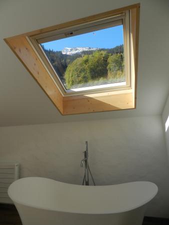 Hotel Silberhorn: Superior Staubbach Zimmer