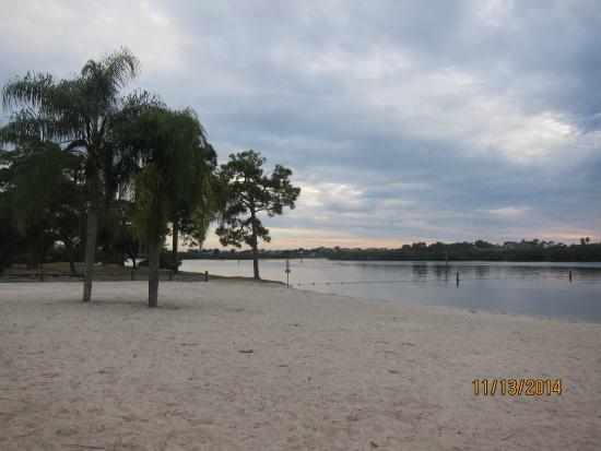 Anclote River Park: beach