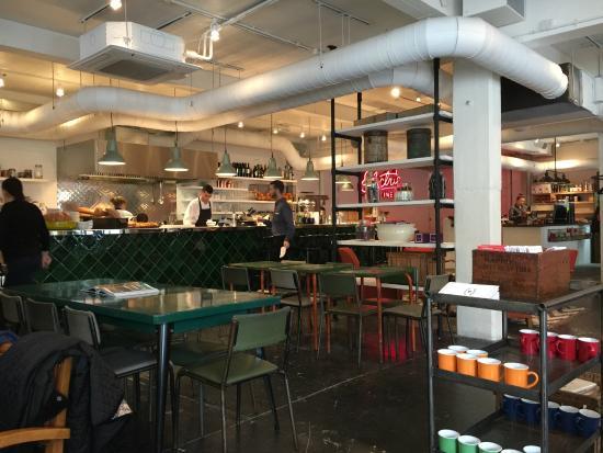 Shoreditch House : Caffe restaurant