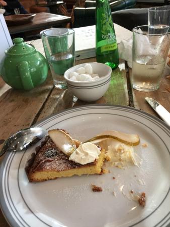Shoreditch House : Tart, yummy