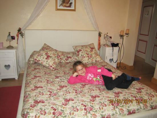 Bombyx Bed & Breakfast : Bedroom