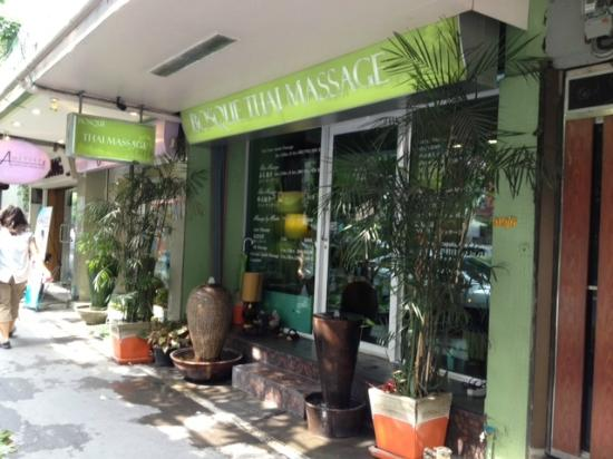 Bosque Thai Massage