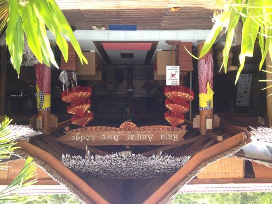 Raja Ampat Dive Lodge : Lobby