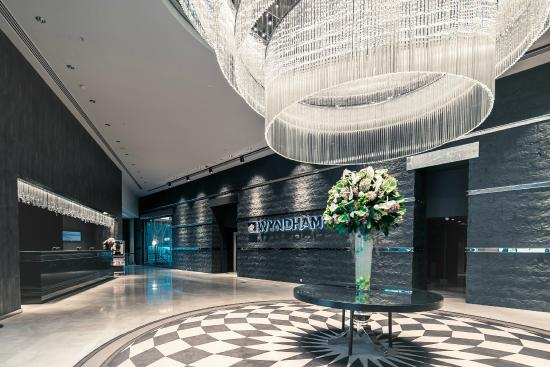 Wyndham Ankara : Entrance