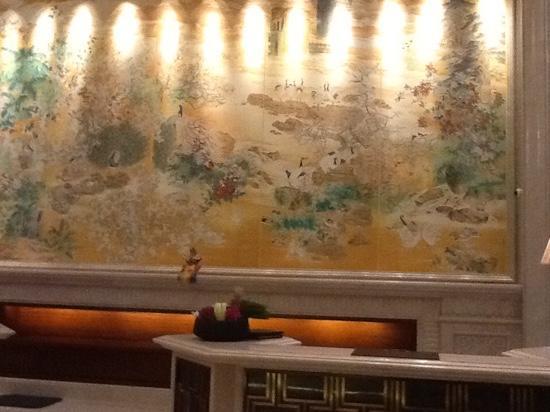 Renhe Chuntian Hotel : lobby