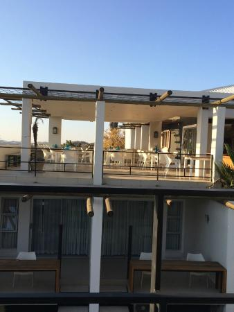Villa Vista Guesthouse : A room with a view