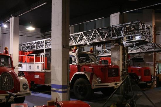 Museo Municipal de Bomberos (Madrid Firefighters Museum)