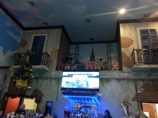 Quarter View Restaurant: interior