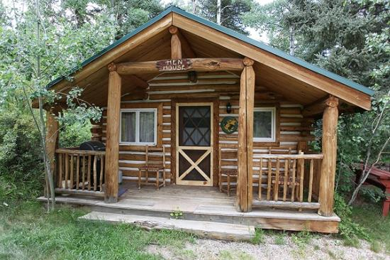 Shadow Mountain Guest Ranch: Hen House Cabin