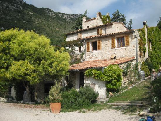 Chateauneuf-Villevieille, Frankreich: la bergerie