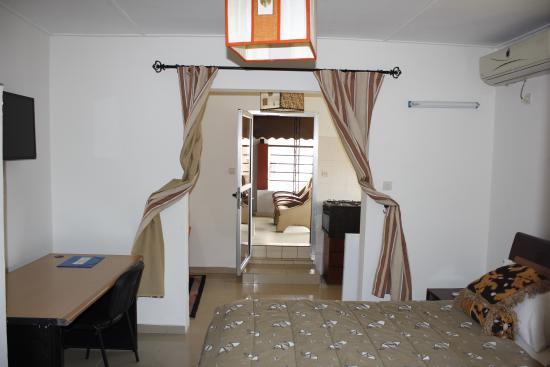 Plan De Studio Jumelée En Cote D Ivoire : Studio americain photo de residence touristhotel