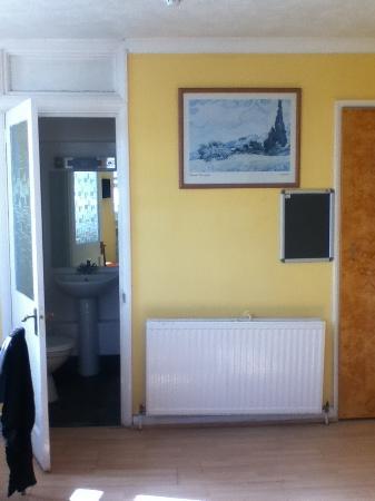 Hostelpoint-Brighton: Habitacion en el 4 piso