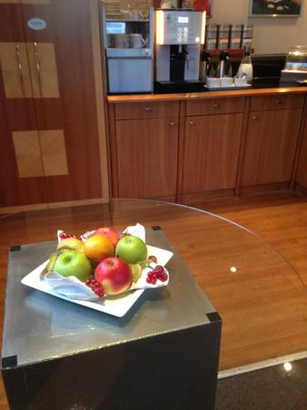 Crowne Plaza Hamburg - City Alster: Lounge