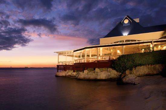 Zoetry Villa Rolandi Isla Mujeres Cancun: Restaurante Casa Rolandi