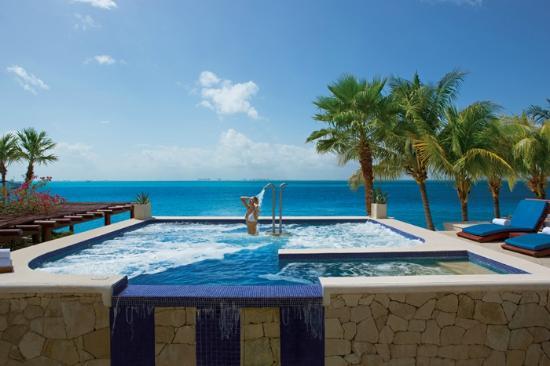 Zoetry Villa Rolandi Isla Mujeres Cancun: Alberca del Spa