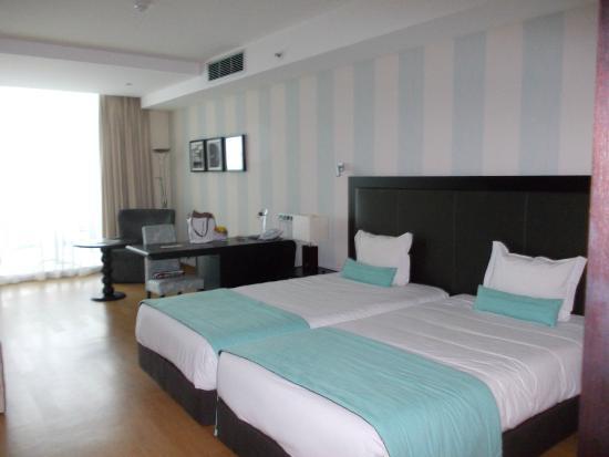 Angra Marina Hotel: bom quarto
