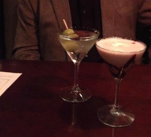 Bowman's Tavern: Chocolate Martini Scrumptious