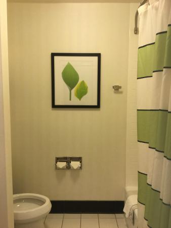 Fairfield Inn & Suites by Marriott Santa Maria: Clean!