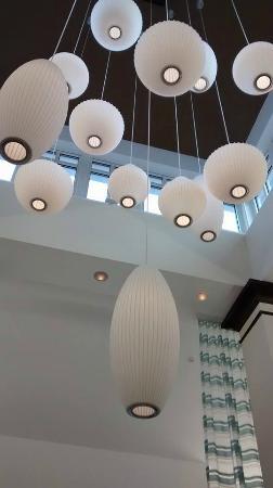 Hilton Garden Inn Cincinnati/Mason: Lobby area