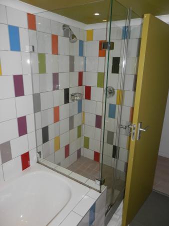 La Splendida : Dusche