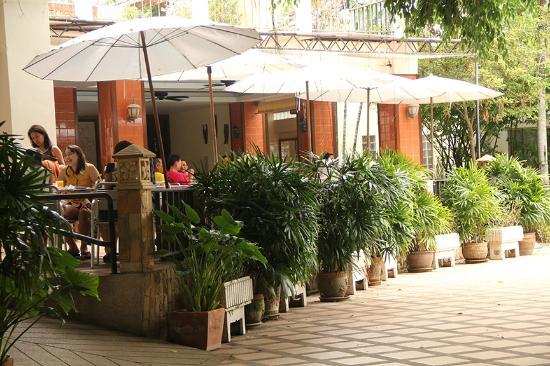 นาจอมเทียน, ไทย: Pinnacle Resort  Na Chom Thian, Thailand Restaurant